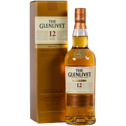 The Glenlivet First Fill 12 ans
