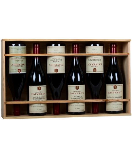selection grand cru 2013 faiveley