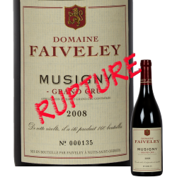 Musigny Grand Cru Faiveley 2008