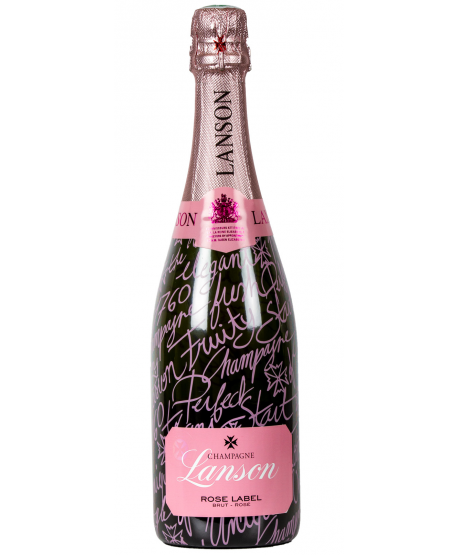 "Lanson Rose Label ""Pink"""