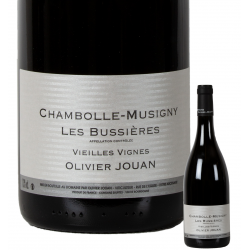 Chambolle Musigny Les Bussières 2015 Olivier Jouan