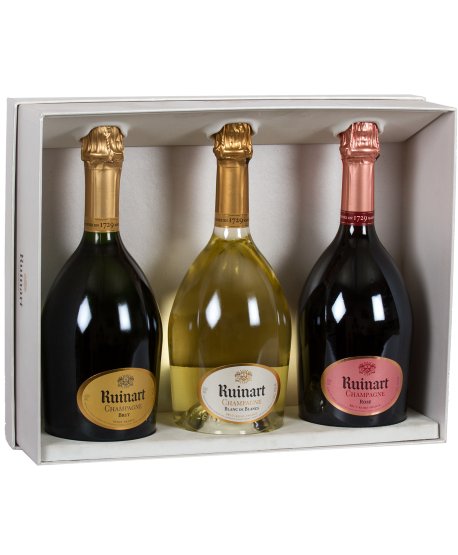 Ruinart Coffret Collection