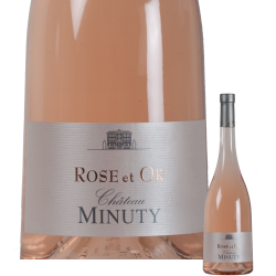 Château Minuty Rose et Or