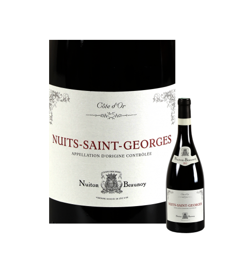 Nuits St-Georges Nuiton-Beaunoy